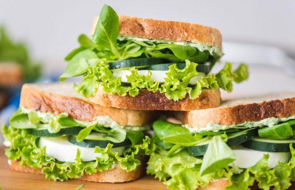 Zeleni sendvic