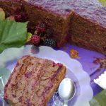 Baron torta sa malinama i kupinama