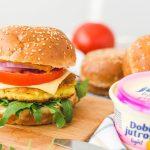 Dobro jutro burger od tikvica – Kompromis gurmana i vegeterijanaca