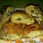 Hrskavi rolat sa blitvom i sirom