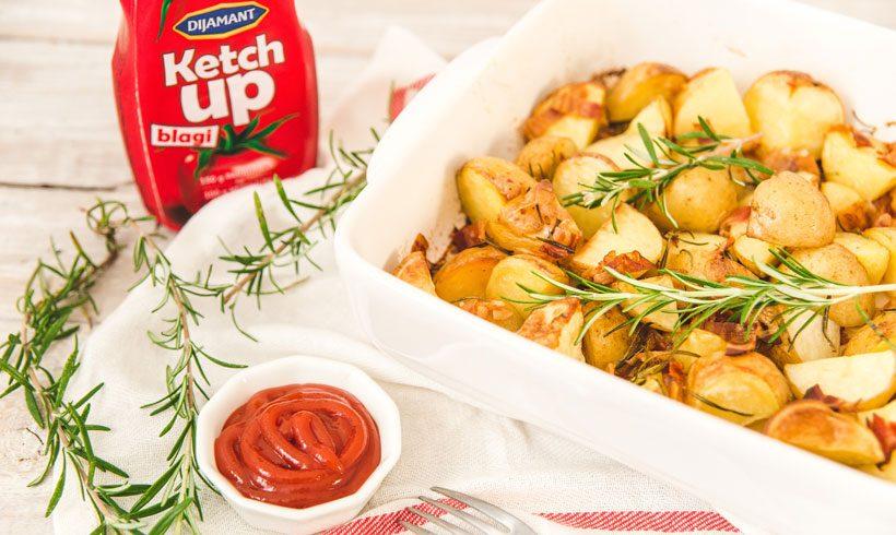 Začin meseca – Ruzmarin i nezaboravni krompirići sa slaninicom