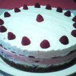 Nepecena torta sa malinama