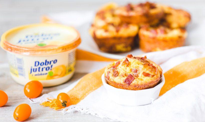 Ćuti i jedi! – Dobro jutro omlet mafini
