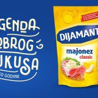 Legenda dobrog ukusa - Dijamant majonez