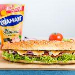 XL sendvič za naše drage male akademike