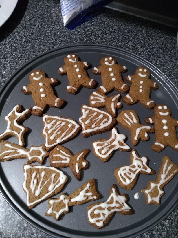 Bozicni kolacici