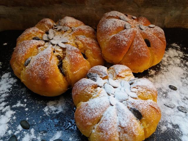 Hleba i masti ili ove slatke bundevice