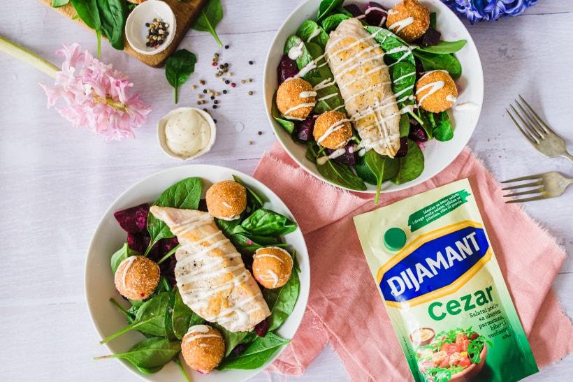 Tipovi muškaraca 8. marta i univerzalna Cezar salata