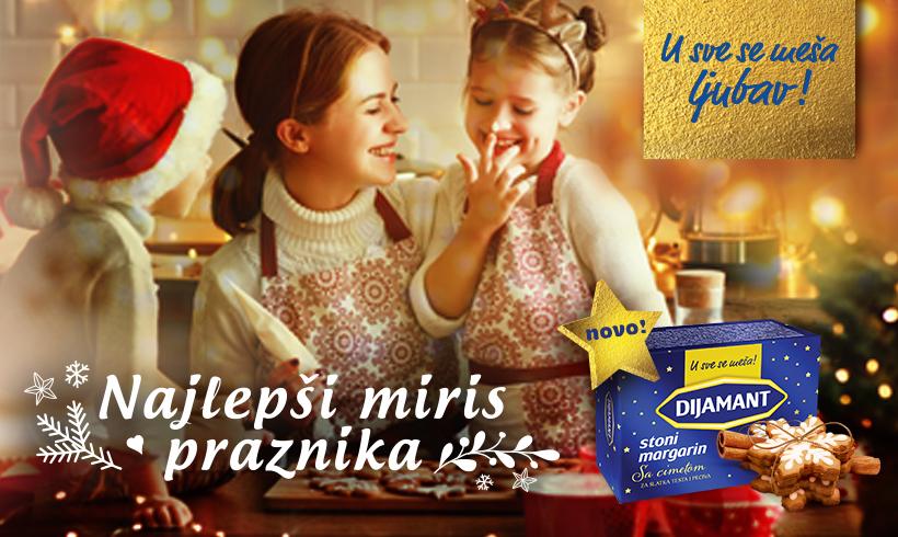 Margarin sa cimetom