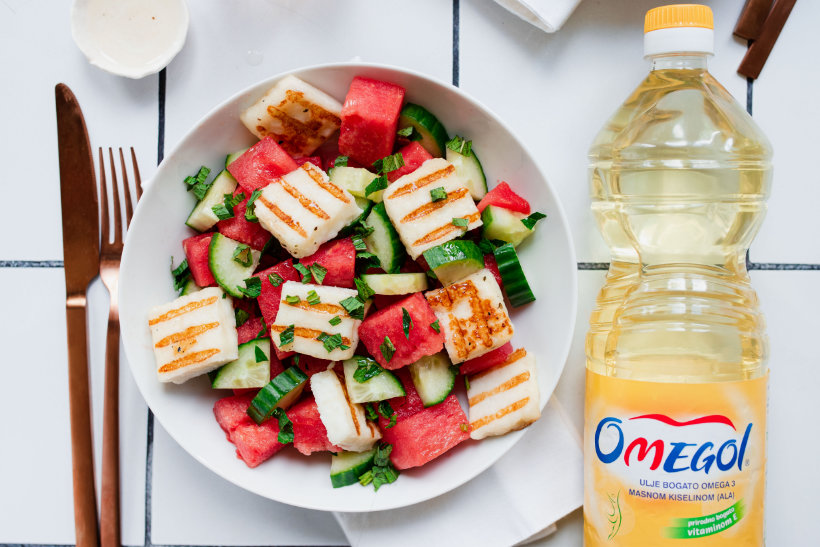 Salata sa lubenicom